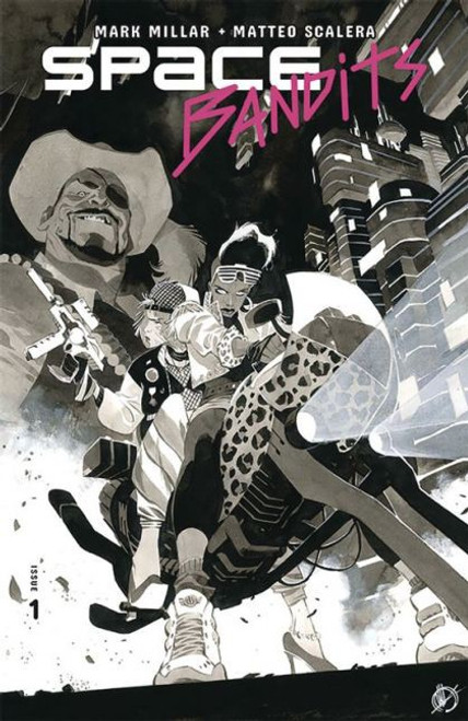 Image Comics Space Bandits #1B Comic Book