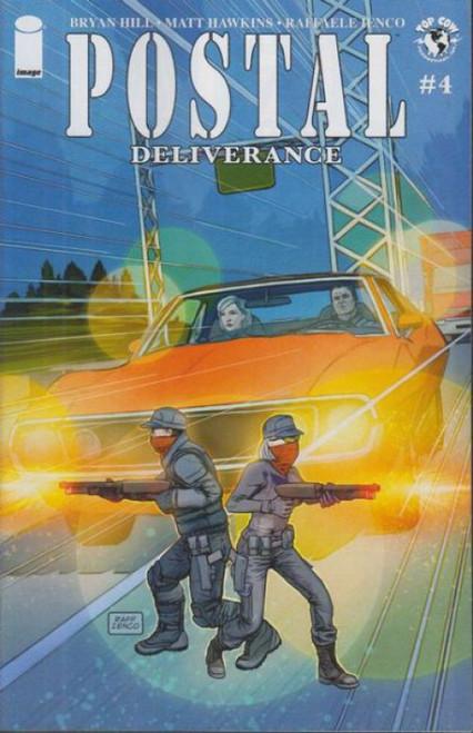 Image Comics Postal: Deliverance #4 Comic Book