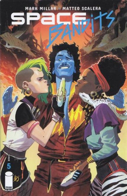 Image Comics Space Bandits #5A Comic Book