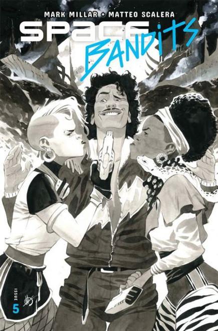 Image Comics Space Bandits #5B Comic Book
