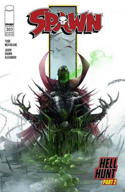 Image Comics Spawn #303A Comic Book