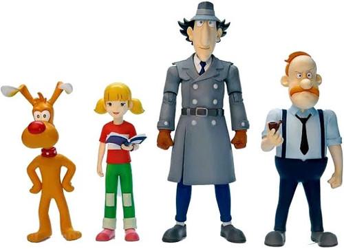 5Pro Studios Inspector Gadget Deluxe Set MEGAHERO Action Figure
