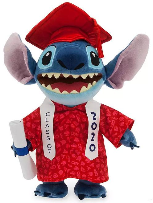Disney Graduation 2020 Stitch Exclusive 11-Inch Plush