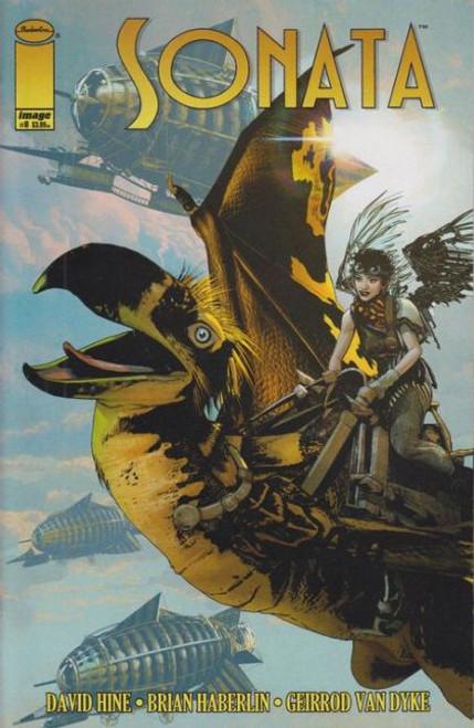 Image Comics Sonata #8A Comic Book