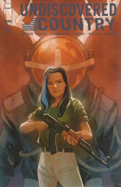 Image Comics Undiscovered Country #5B Comic Book