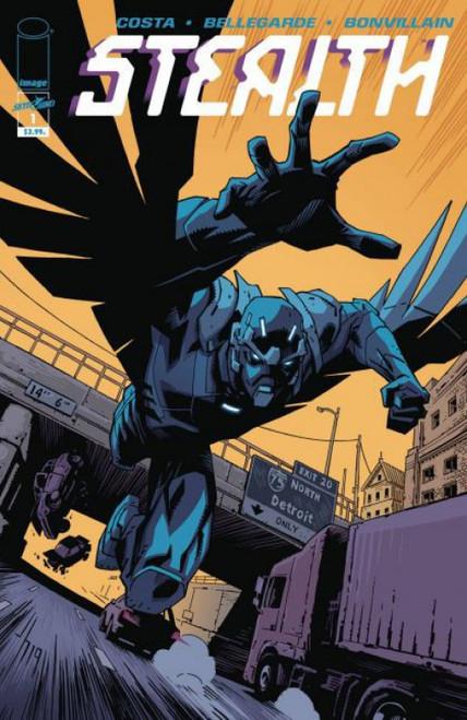 Image Comics Stealth #1 Comic Book