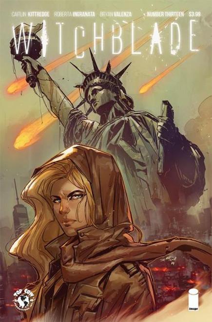 Image Comics Witchblade, Vol. 2 #13 Comic Book