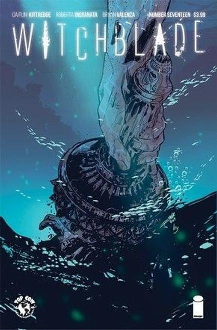 Image Comics Witchblade, Vol. 2 #17 Comic Book