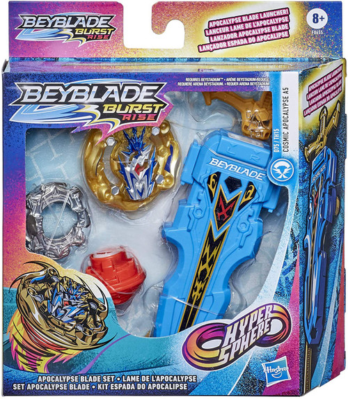 Beyblade Burst Rise Hypersphere Apocalypse Blade Set (Pre-Order ships January)