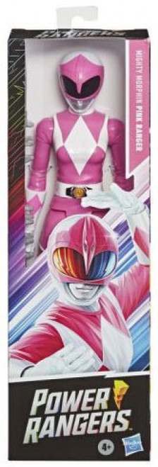 "Power Rangers Mighty Morphin Pink Ranger Action Figure [12""]"