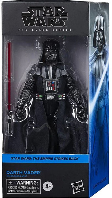 Star Wars The Empire Strikes Back Black Series 2020 Wave 1 Darth Vader Action Figure [The Empire Strikes Back]