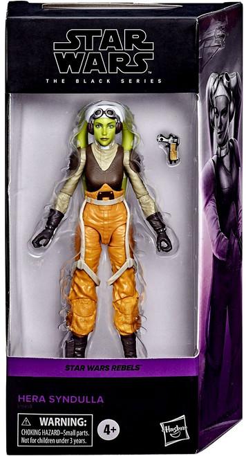 Star Wars Rebels Black Series Hera Syndulla Action Figure [Rebels]