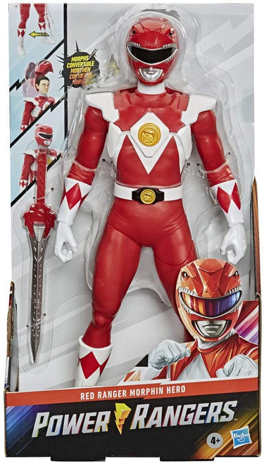 Power Rangers Mighty Morphin Red Ranger Action Figure [MMPR]