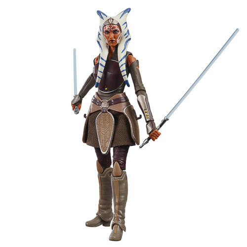 Star Wars Rebels Black Series Ahsoka Tano Action Figure [Rebels] (Pre-Order ships April)