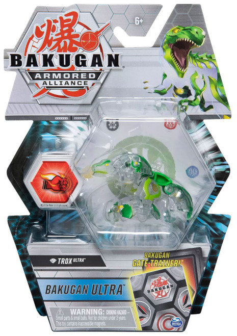 Bakugan Armored Alliance Ultra Diamond Trox