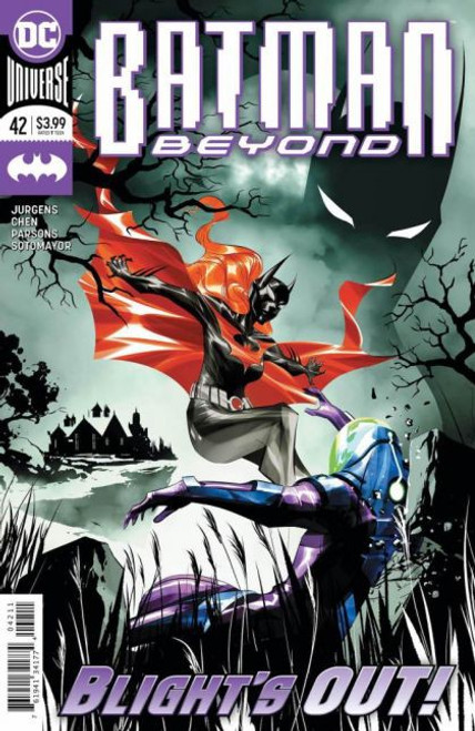DC Comics Batman Beyond, Vol. 6 #42A Comic Book