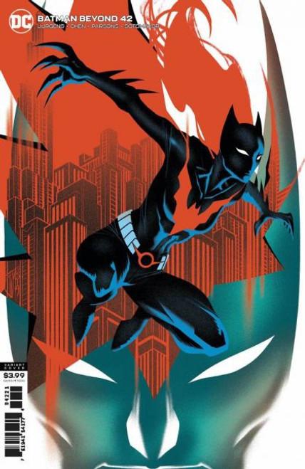 DC Comics Batman Beyond, Vol. 6 #42B Comic Book