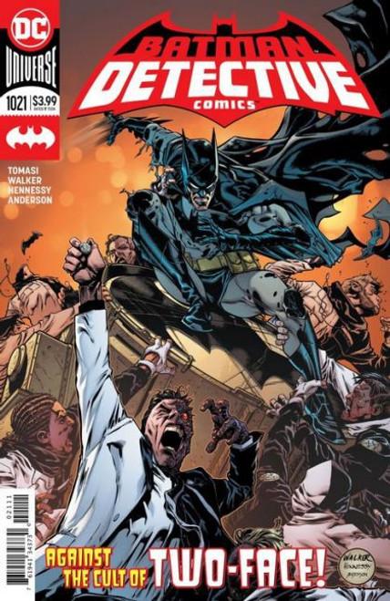 DC Comics Detective Comics, Vol. 3 #1021A Comic Book