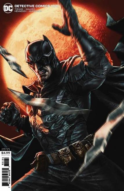 DC Comics Detective Comics, Vol. 3 #1021B Comic Book