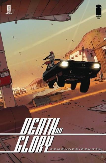Image Comics Death or Glory #10A Comic Book