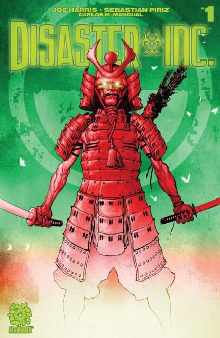 Aftershock Comics Disaster Inc #1A Comic Book