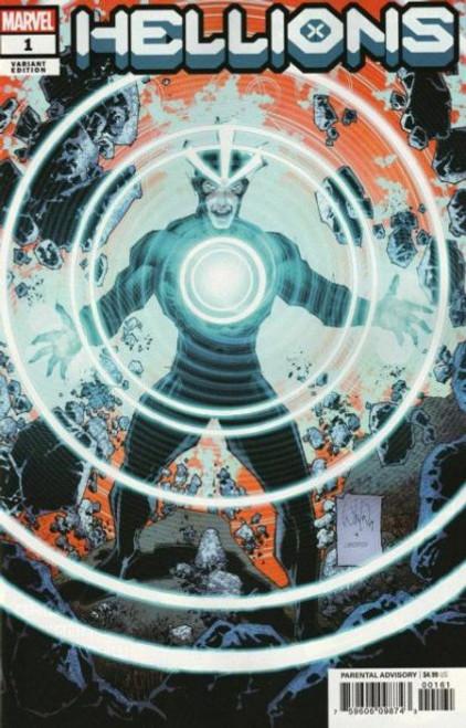 Marvel Hellions #1F Comic Book