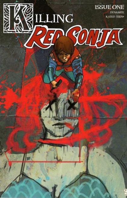 Dynamite Entertainment Killing Red Sonja #1A Comic Book