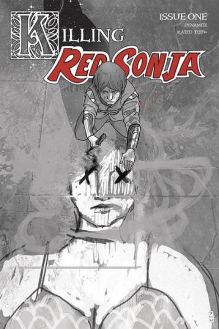 Dynamite Entertainment Killing Red Sonja #1C Comic Book