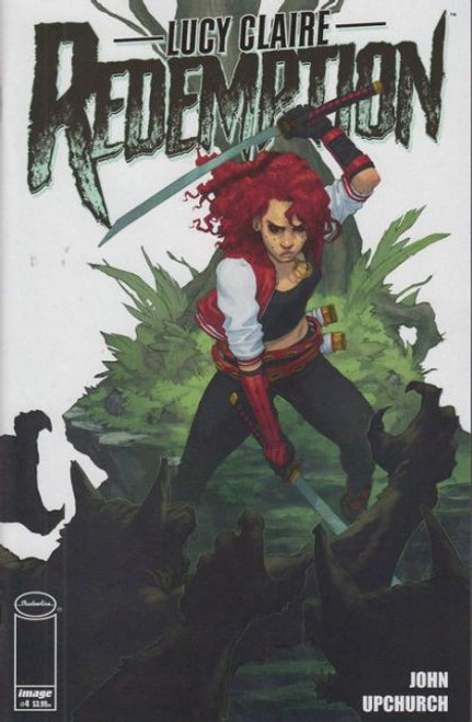Image Comics Lucy Claire: Redemption #4A Comic Book
