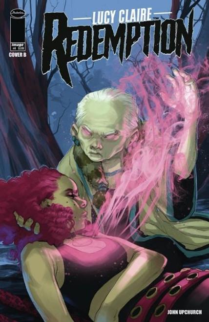 Image Comics Lucy Claire: Redemption #4B Comic Book
