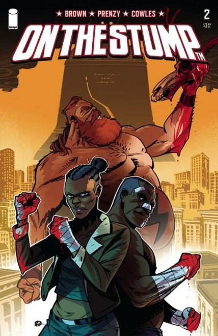 Image Comics On The Stump #2A Comic Book