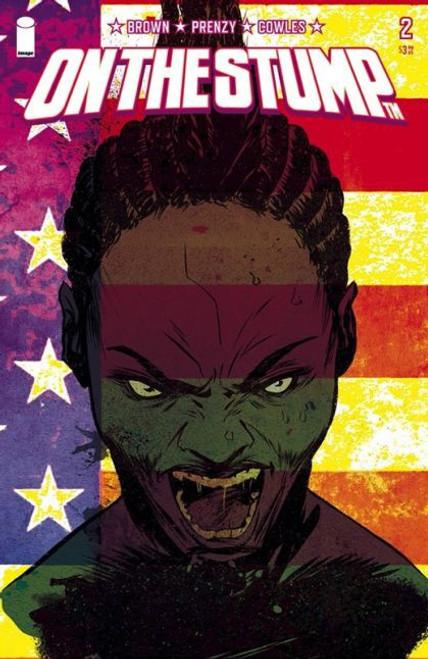 Image Comics On The Stump #2B Comic Book