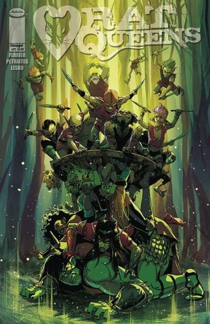 Image Comics Rat Queens, Vol. 2 #21 Comic Book