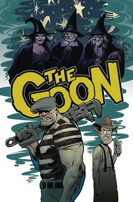 Albatross Exploding Funny Books The Goon (Albatross) #10A Comic Book