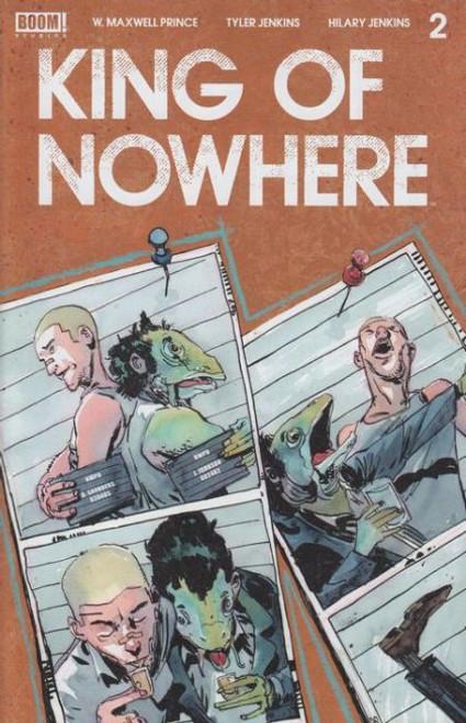 Boom! Studios King of Nowhere #2A Comic Book