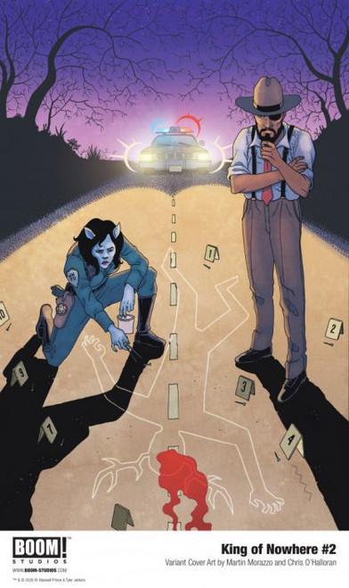 Boom! Studios King of Nowhere #2B Comic Book