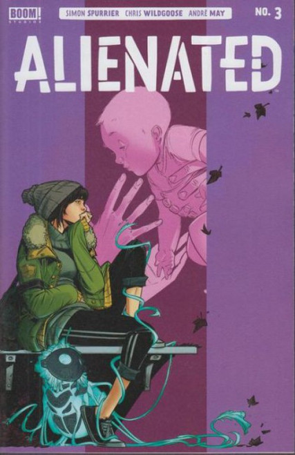 Boom! Studios Alienated #3 Comic Book