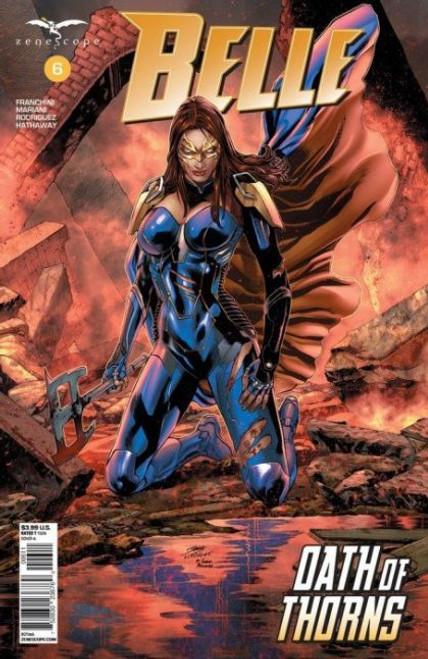 Zenescope Belle: Oath Of Thorns #6A Comic Book
