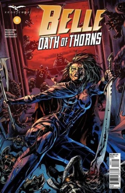 Zenescope Belle: Oath Of Thorns #6B Comic Book