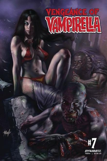 Dynamite Entertainment Vengeance of Vampirella, Vol. 2 #7A Comic Book
