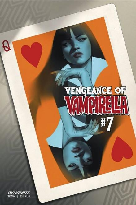 Dynamite Entertainment Vengeance of Vampirella, Vol. 2 #7B Comic Book