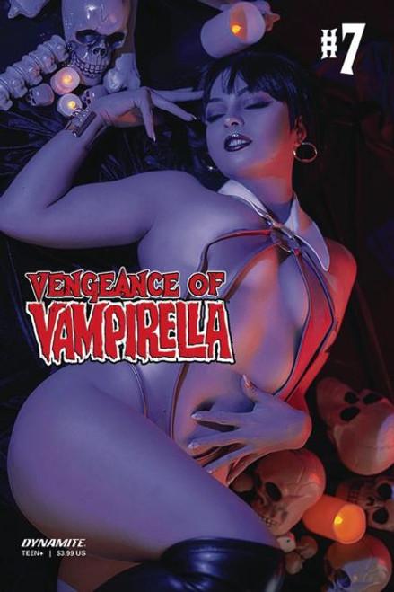 Dynamite Entertainment Vengeance of Vampirella, Vol. 2 #7D Comic Book