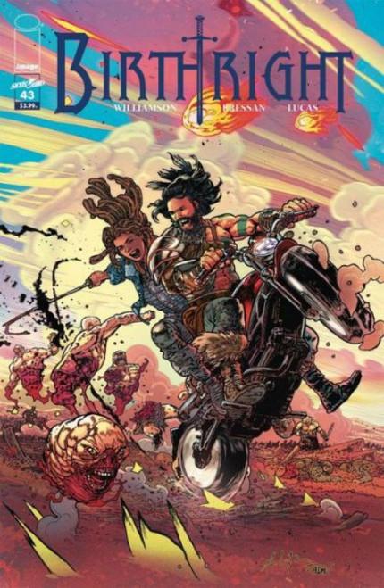 Image Comics Birthright #43 Comic Book