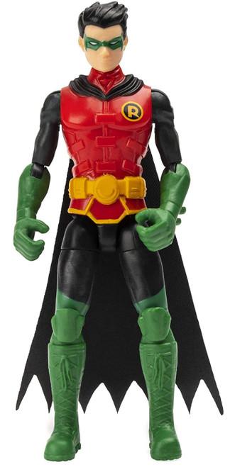 DC Batman The Caped Crusader Robin Action Figures [Metallic]