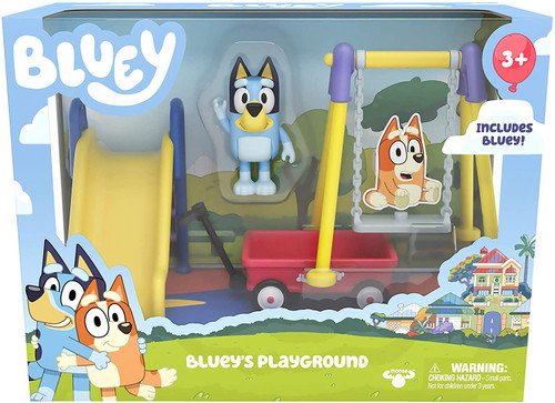 Bluey's Playground Mini Playset