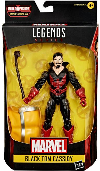 Marvel Legends Strong Guy Series Black Tom Cassidy Action Figure
