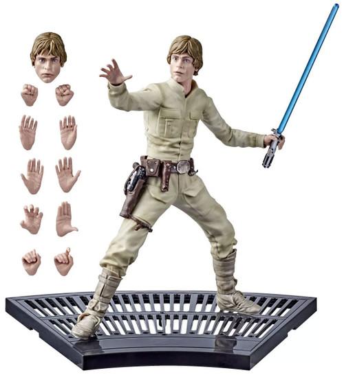 Star Wars The Empire Strikes Back Black Series Luke Skywalker Action Figure [Hyperreal]