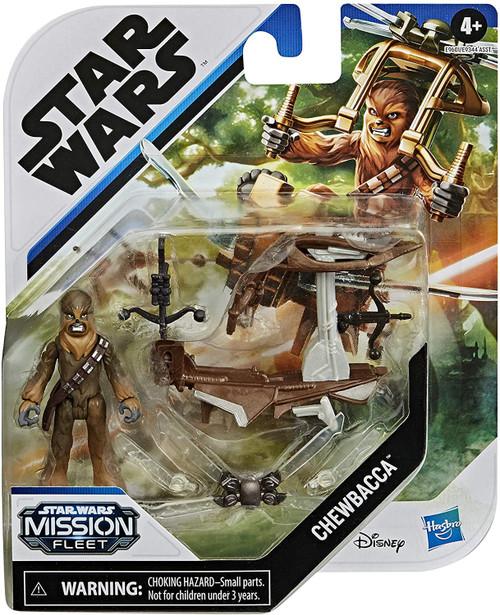 Star Wars Mission Fleet Chewbacca 2.5-Inch Micro Vehicle