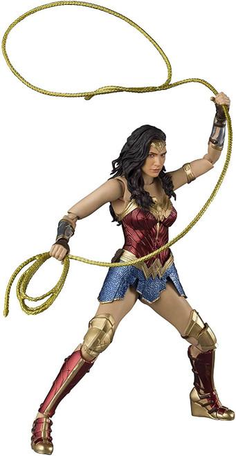 DC Wonder Woman 84 S.H. Figuarts Wonder Woman Action Figure [WW84]
