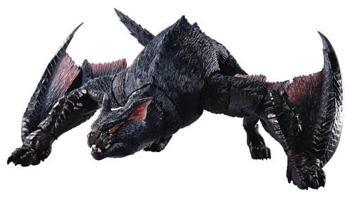Monster Hunter S.H. Monsterarts Nargacuga Action Figure